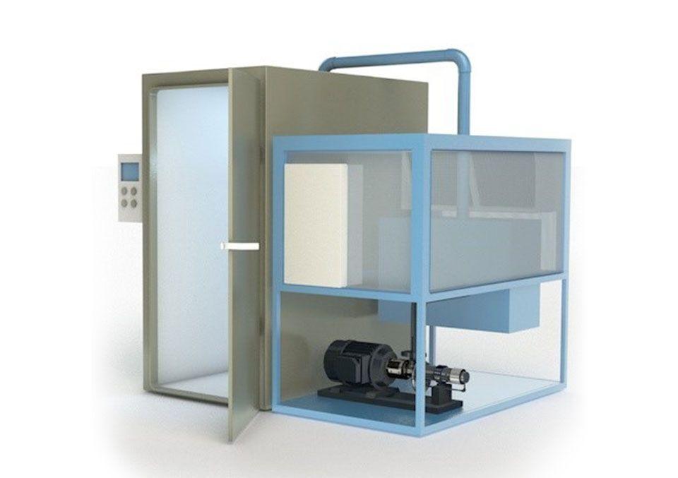 Weber Cooling Australia Base One Vacuum Cooler