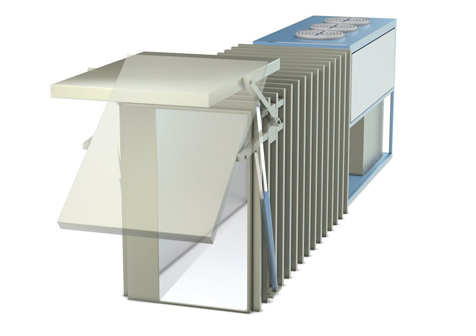 Weber Cooling Australia Next Gen Vacuum Cooler