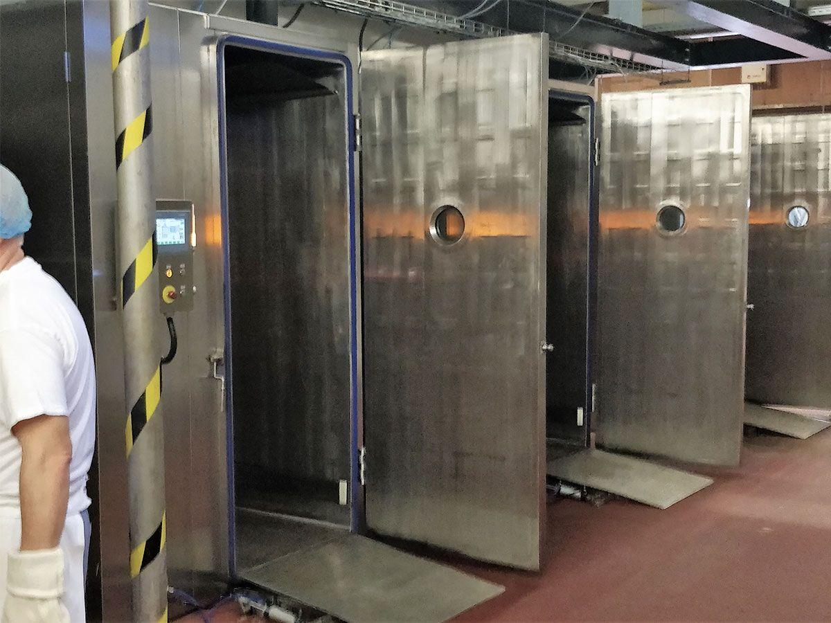 Weber Cooling Australia We Bake Multi-room Vacuum Cooler